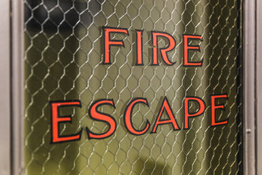 Free Fire Escape Image: Stunning Photography