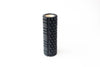 fitness product black roller standing up