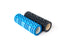 fitness product blue and black rollers