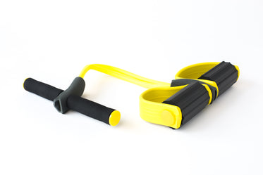 fitness product yellow squat band