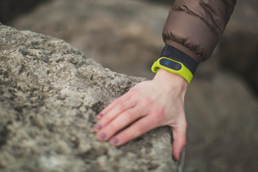 Picture of Fitness Tracker on Woman's Hand - Free Stock Photo