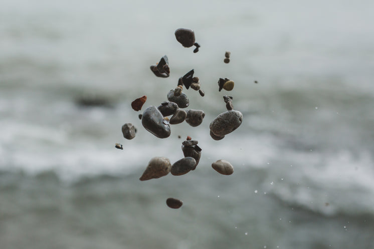 Floating Pebbles & Stones