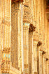 Browse Free HD Images of Golden Elegant Columns
