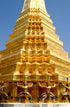 golden thai temple
