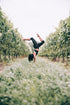 handstand and balance in trees