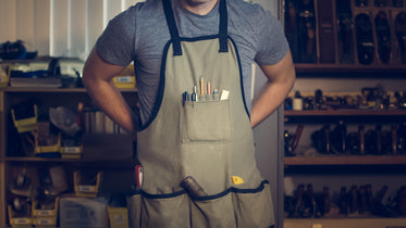 Picture of Handymans Apron - Free Stock Photo