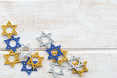 hanukkah star of david decor