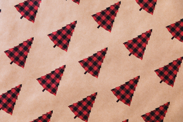 Holiday Gift Wrap Background Texture