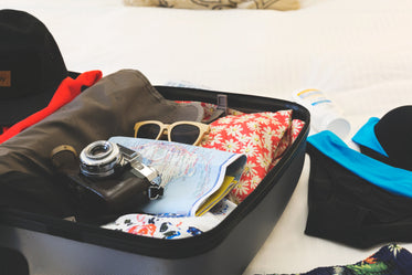 Browse Free HD Images of Holiday Suitcase