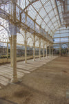 interior view of crystal palace at giardino dell orticultura