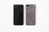 iphone 7 glitter case front back