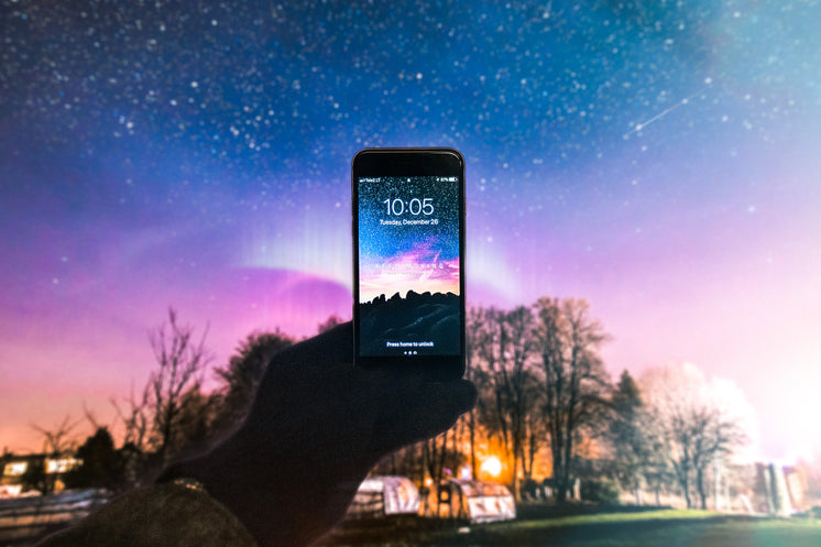 Iphone Nightsky Stars