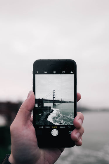 iphone photography golden gate bridge