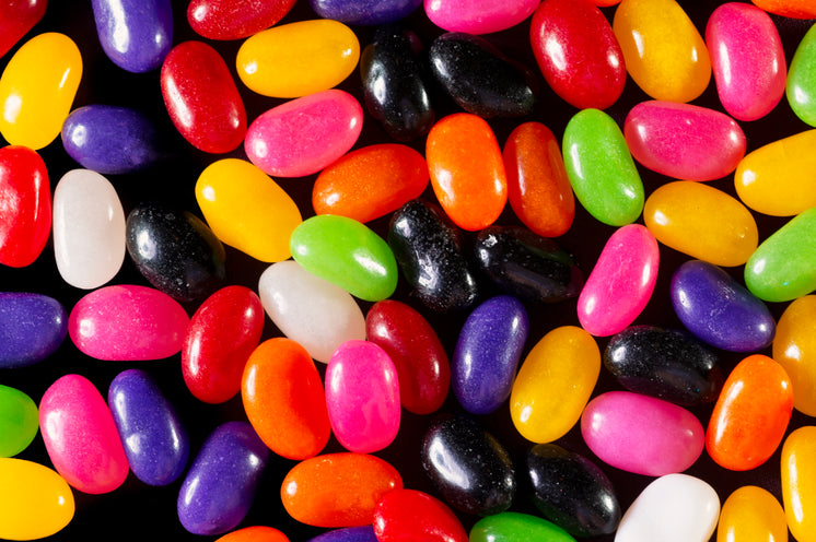 Jelly Beans Pile