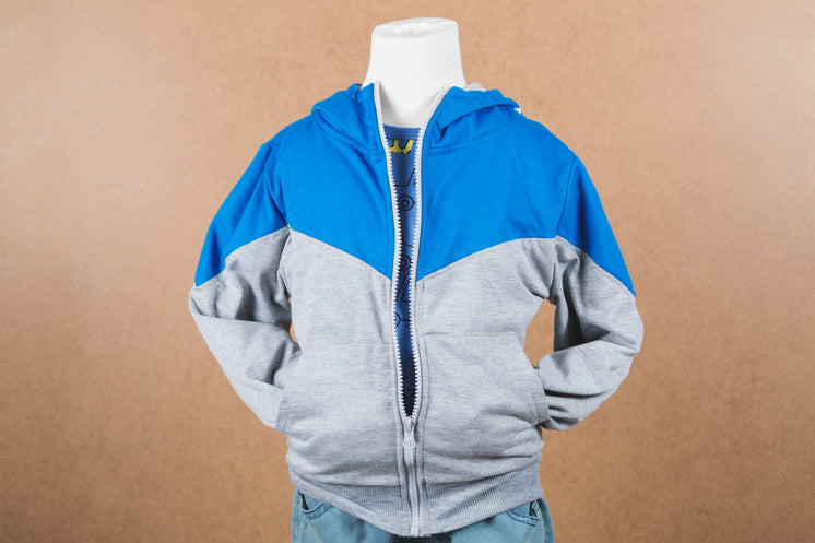 Kid's Zip Up