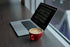 laptop coffee