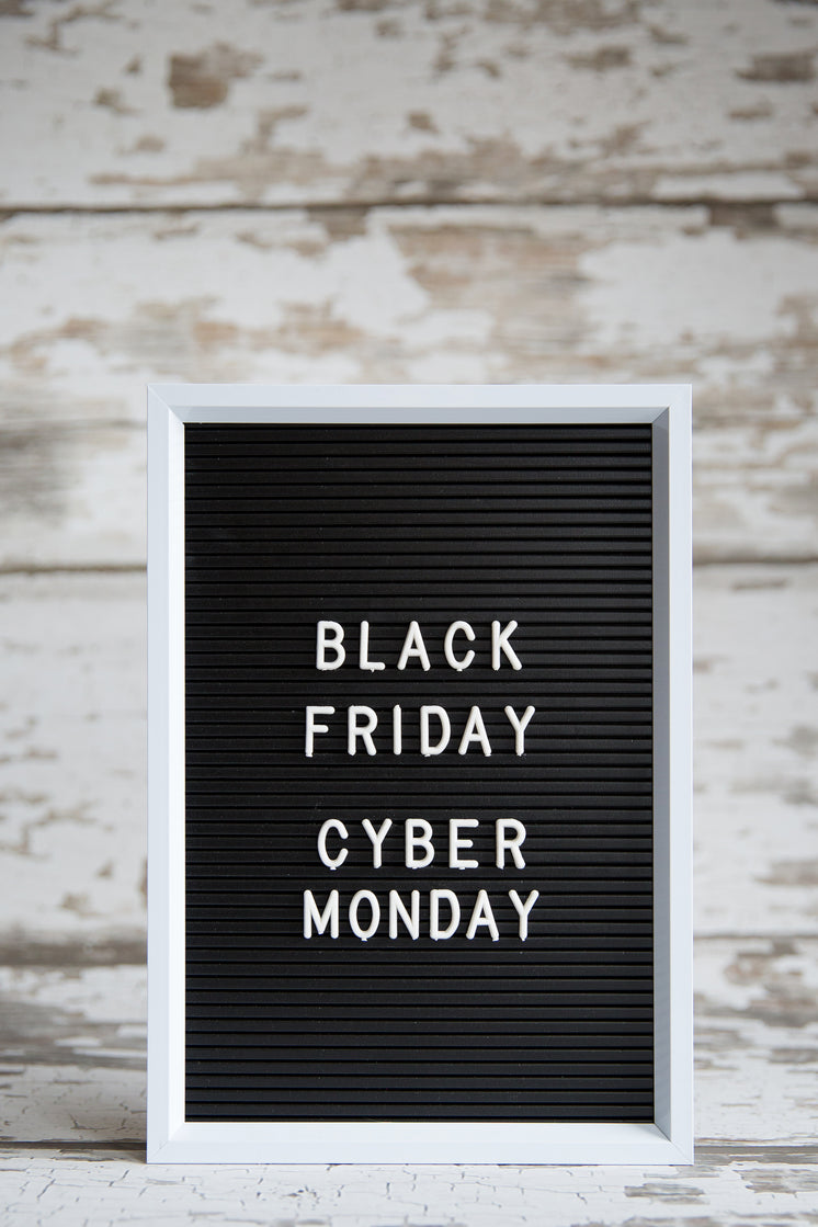 Letter Board Black Friday Cyber Monday