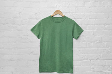 light green t-shirt