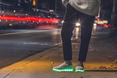 Picture of Light Up Shoes For Adults - Free Stock Photo