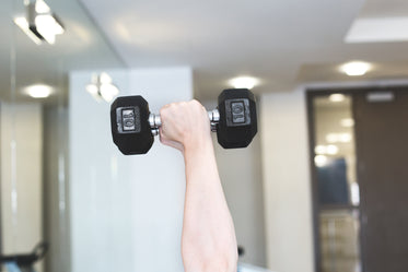 lifting a weight