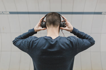 Picture of Listening To Music - Free Stock Photo