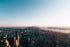 long view of new york city