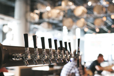 Free Stock Photo of Micro Brewery Bar Taps — HD Images