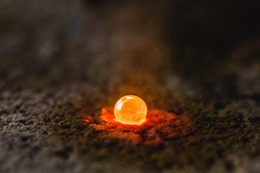 molten metal drop