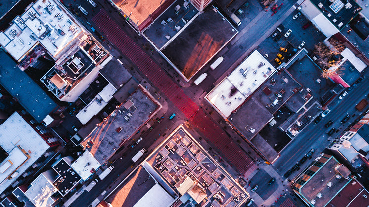 Montreal From Above