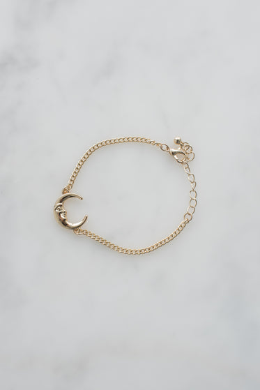 moon friendship bracelet