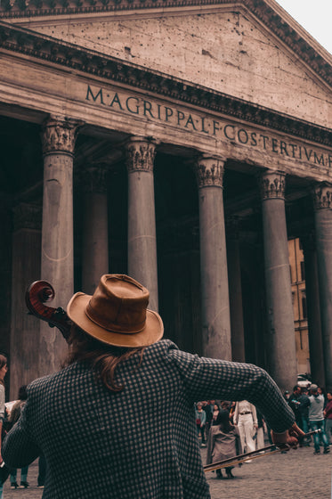 music at the pantheon