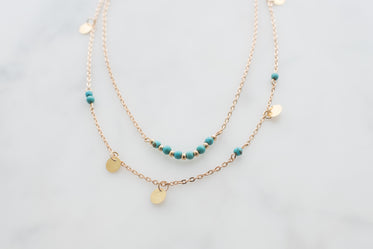 Picture of Necklace Detail - Free Stock Photo