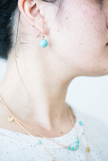 Picture of Necklace Earrings Set - Free Stock Photo