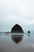 Picture of Oregon Haystack Rock — Free Stock Photo