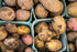 Free Overhead View Of Potatoes Photo — High Res Pictures