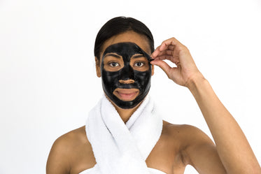peel off face mask