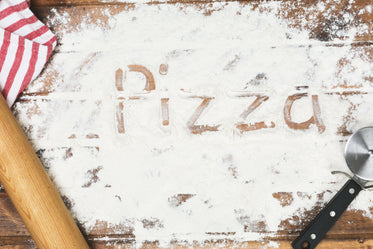 perfect pizza makers mess