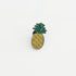pineapple soft enamel lapel pin