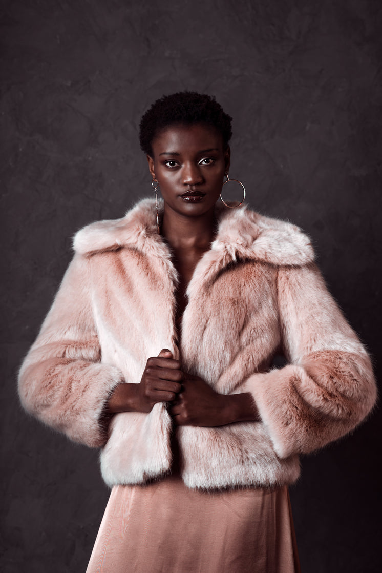 Pink Fur Fabulous Fashion