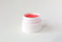 pink homemade lip balm