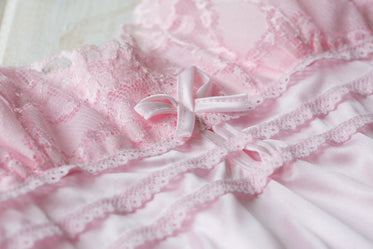Free Stock Photo of Pink Lacey Negligee — HD Images