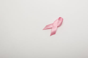 pink ribbon for breast cancer support