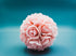 pink rose flower ball