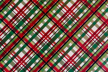 plaid gift wrap paper background