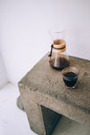 pour over coffee at it's finest