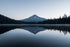 Browse Free HD Images of Prefect Reflection Of Mountain In Water