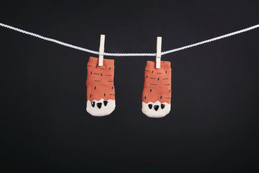 Browse Free HD Images of Puppy Paw Socks