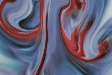 purple and red marbling abstract view