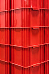 red stacks