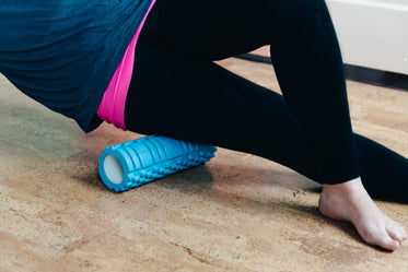 roller product used on hamstring